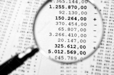 Investigación de cuentas económicas