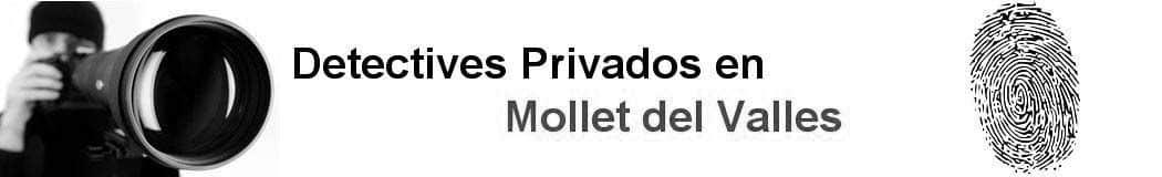 Detectives Privados Mollet del Vallès