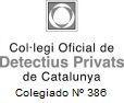 Colegio detectives privados de Cataluña