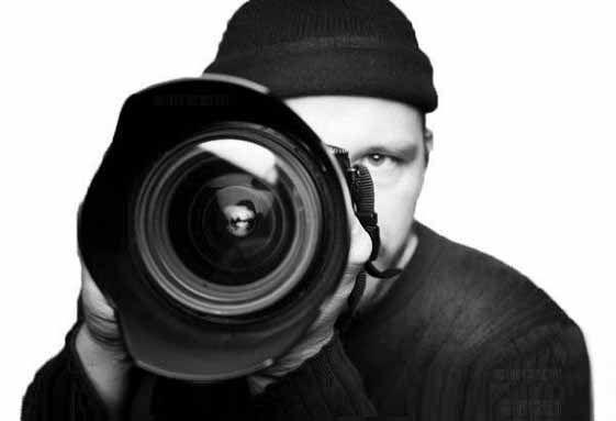 Detectives Barcelona con cámara